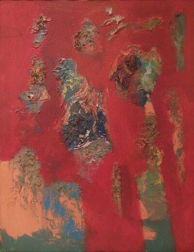 Ralph Wickiser, 'Rising', 1965