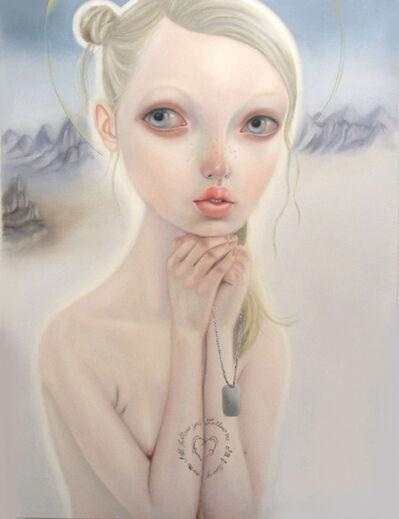 Teiji Hayama, 'Ashen Light', 2010