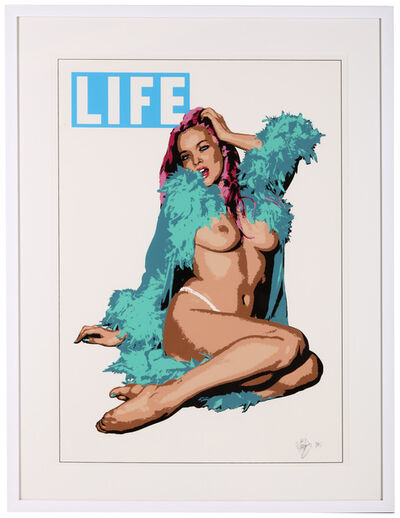 Goldie, 'Mary Lane (Life)', 2007