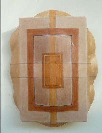 Tayo Heuser, 'Shield #2', 2015