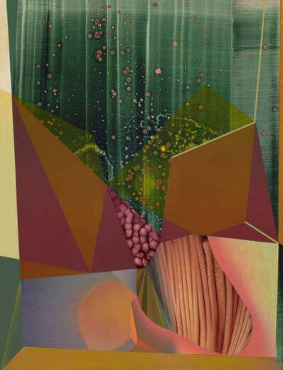 Daniel Verbis, 'Toda una vida en el laberinto de los espejos', 2016