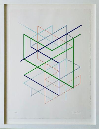 Monir Farmanfarmaian, 'Untitled 1976', 2018