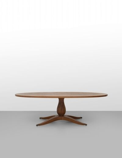 Paolo Buffa, 'A large dining table', early 1950's
