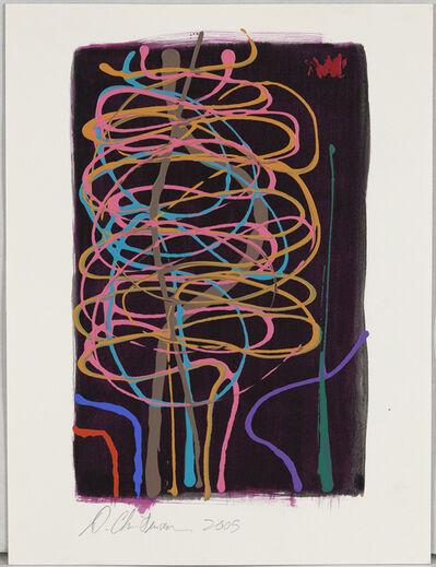Dan Christensen, 'Untitled (Sweaty)', 2005