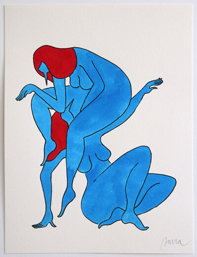 Parra, 'Elbow To The Face', 2015