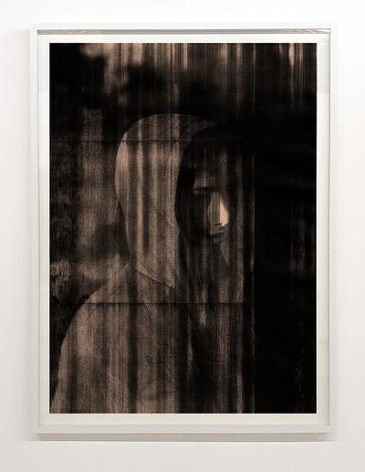 Thomas Hauser, 'The Wake of Dust (Hugo)', 2018