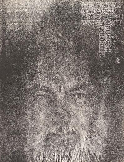 Paul Jenkins, 'Alternate Black & White Portfolio', 1970