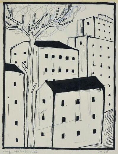 Luigi Veronesi, 'Case', 1926