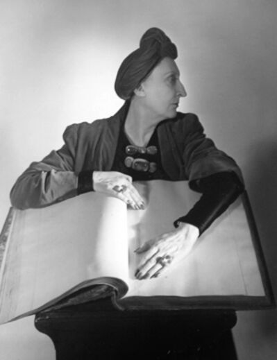 Horst P. Horst, 'Edith Sitwell, New York', 1948