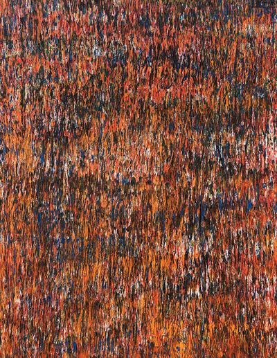 Franyo Aatoth, 'Brushwork 1B', 2018
