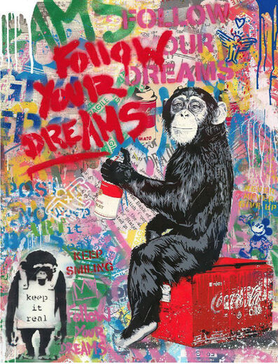 Mr. Brainwash, 'Everyday Life', 2020