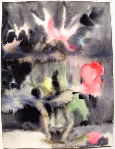 Valerie Hegarty, 'Watery Flowers', 2015