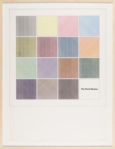 Sol LeWitt, 'The Paris Review', 1983