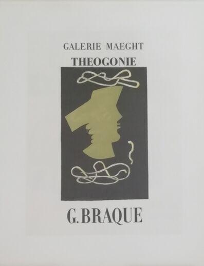 Georges Braque, 'Theogonie', 1959