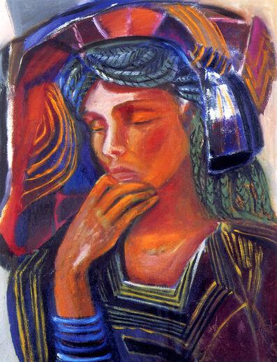 Shadia Alem, 'Beyond 7', 1993
