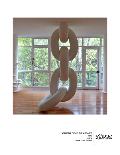 Xawery Wolski, 'Cadena 4.5 Eslabones', 2012
