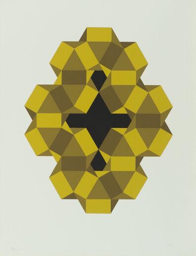 José María Yturralde, 'Cuboctaedros imposibles ', 1976