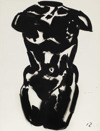 Luis Frangella, 'Untitled (Nº12)', ca. 1983