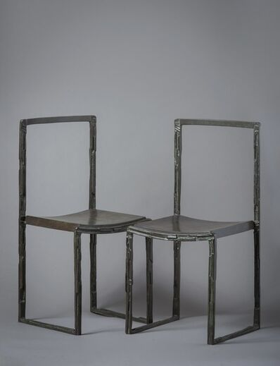 Bruno Romeda, 'Chairs', ca. 1990