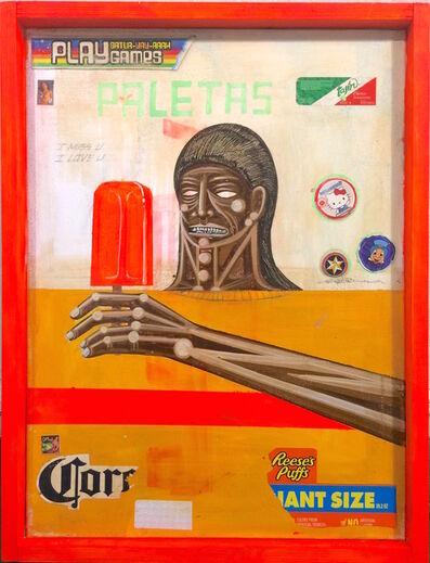 Carlos Ramirez, 'Paletas', 2016