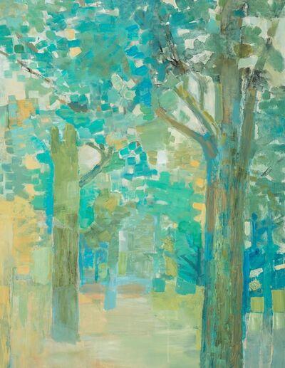 Wynne Hayakawa, 'Walking Through', 2013
