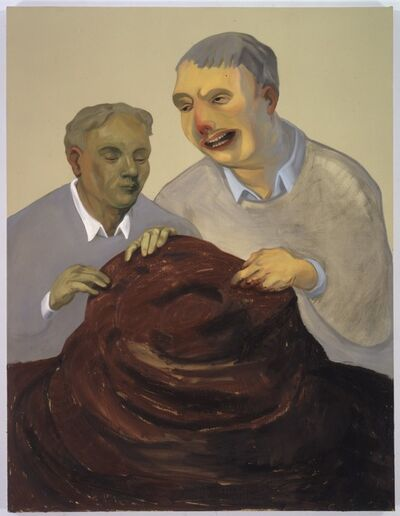 Nicole Eisenman, 'The Work of Labor and Care', 2004