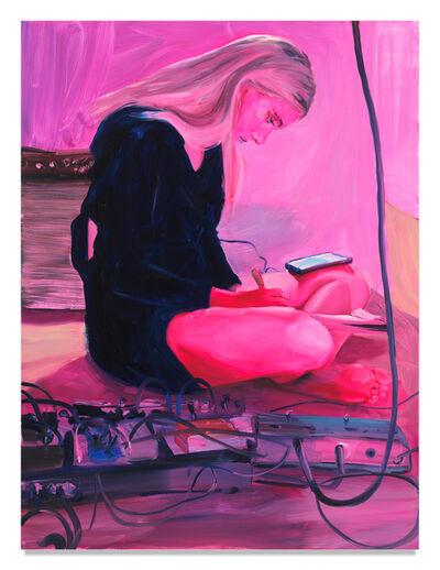 Jenna Gribbon, 'Set List Focus', 2020