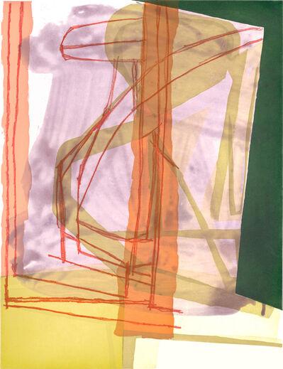 Amy Sillman, 'O & N', 2007