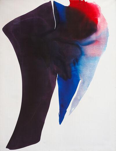 Paul Jenkins, 'Phenomena Silver Sinister', 1962