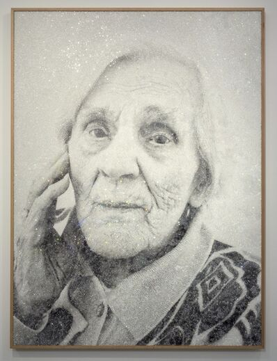 Hubertus Hamm, 'Portrait V, Hilde', 2017