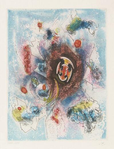 Roberto Matta, 'Le Conmer from Hom'mere III - L'Ergonaute', 1966-1967