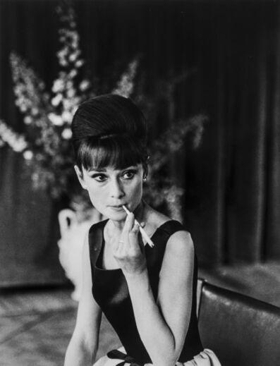 Luc Fournol, 'Audrey Hepburn', 1962