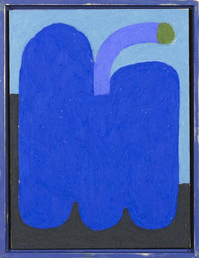 Jordy van den Nieuwendijk, 'Blue Pepper', 2017