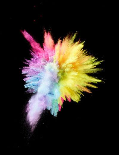 Karin Berndl, 'Cosmic Rainbow 1'