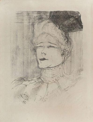 Henri de Toulouse-Lautrec, 'Jeanne Granier', 1898