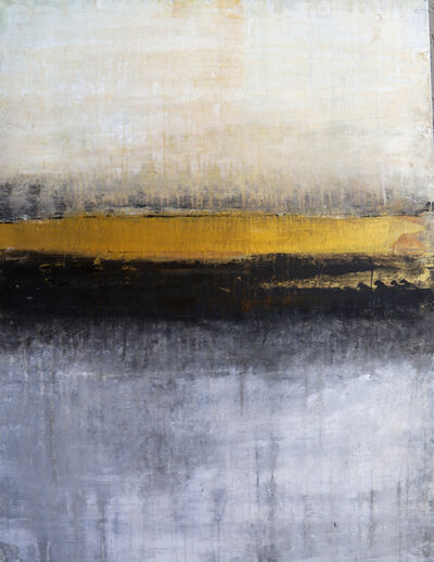 Roger Konig, '1246 Abstract Gold Horizon #2', 2018