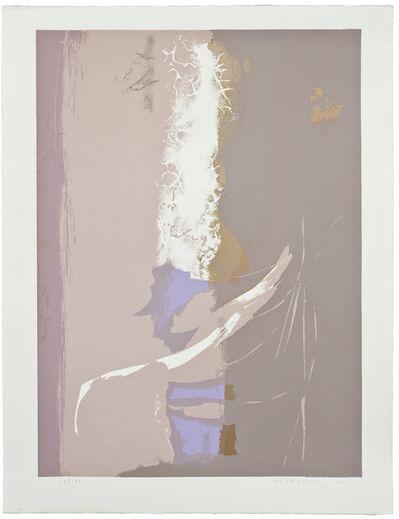 Fayga Ostrower, '8413', 1987