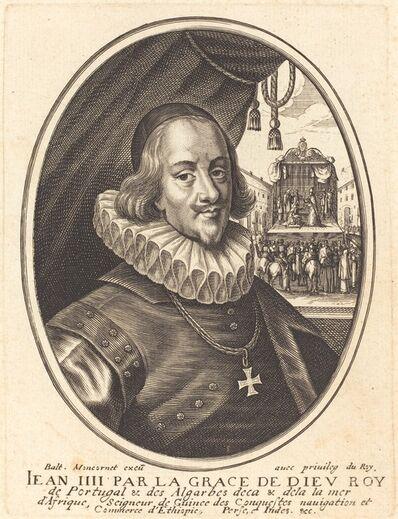 Balthasar Moncornet, 'Jean IV, Duke of Bragance'