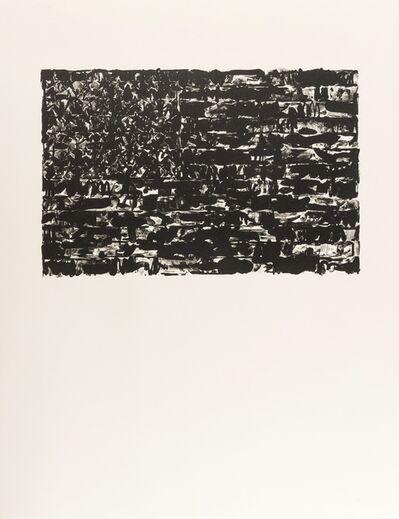 Jasper Johns, 'Flag I', 1975