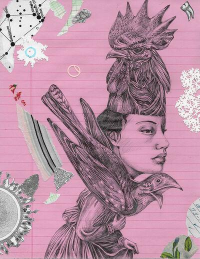 Lori Field, 'Rooster', 2019