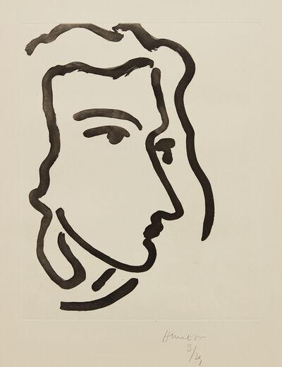 Henri Matisse, 'Nadia regardant à droite (Nadia Looking Right)', 1948