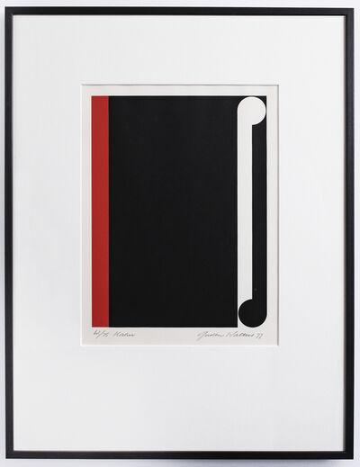 Gordon Walters, 'Kahu', 1977