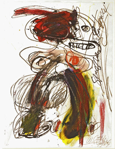 Walter Stöhrer, 'Untitled', 1989