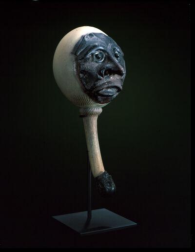 William Morris, 'Rattle', 2002