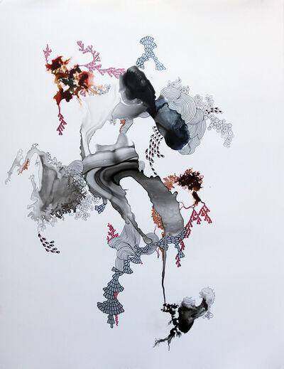 Sheila Giolitti, 'Wanderings IV', 2015
