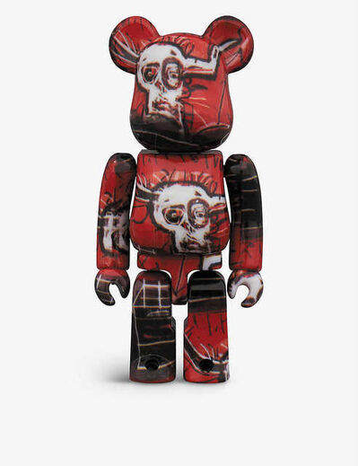 BE@RBRICK, 'BASQUIAT BE@RBRICK #5 100% & 400% FIGURES SET OF TWO', 2020