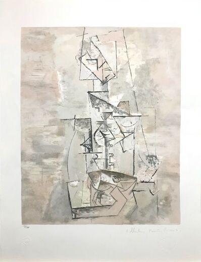 Pablo Picasso, 'FEMME A LA MANDOLINE', 1979-1982