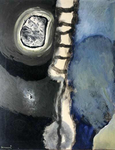 Josep Guinovart, 'Nit d'eclipse', 1994