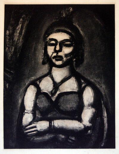 Georges Rouault, 'Des Ongles Et Du Bec', 1948