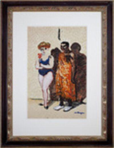 Kees van Dongen, 'Les Artistes du Cirque', 1904